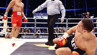 Wladimir Klitschko liess Kubrat Pulev nicht den Hauch einer Chance