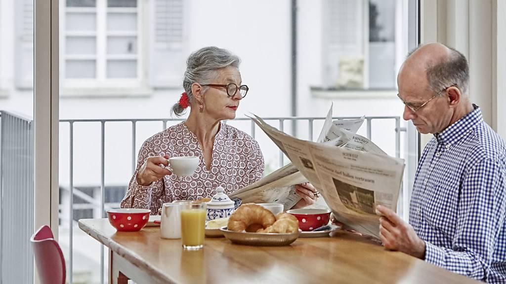 Renten werden vor allem für Gutverdienende sinken
