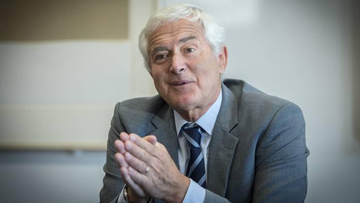 Markus Metz, ehemaliger Präsident des Bundesverwaltungsgerichts.