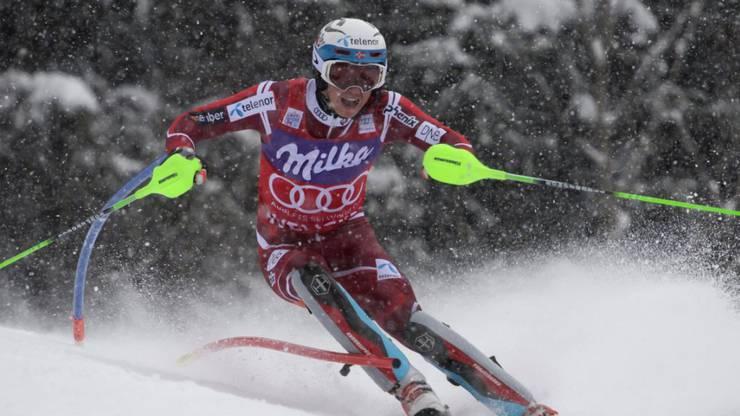 4-facher Saisonsieger im Slalom: Henrik Kristoffersen