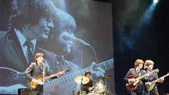 Die Musical-Biografie «All you need is love» erzählt von den Erfolgen der Beatles.