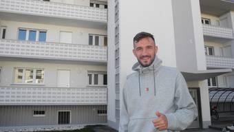 Fussball zu Fussball: Xamax-Fussballprofi Arbnor Fejzulahi wohnt gern im Haus von Fussballprofi Granit Xhaka.