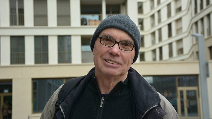 Peter Scheiwiller (65), Dietikon