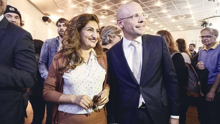 Nationalratswahlen, Ständeratswahlen und Ersatzwahl in den Regierungsrat. Sibel Arslan und Baschi Dürr