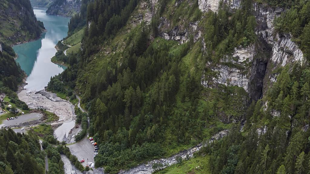 Am 12. August hat sich in der Parlitobelschlucht bei Vättis ein Canyoning-Unfall ereignet, bei dem drei spanische Touristen ums Leben kamen. Die Suche nach dem viertem Vermissten dauert an.