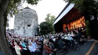 Dieses Jahr werden die Solothurn Classics nicht mehr unter freiem Himmerl stattfinden.