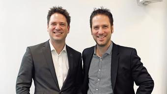 David und Philipp Emmenegger (v. l.) sind die Gastreferenten.