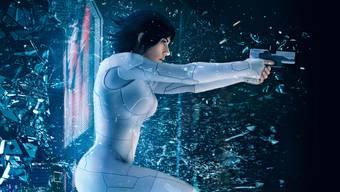 Scarlett Johansson als knallharte Major. Keine andere Schauspielerin ist so profitabel wie sie.
