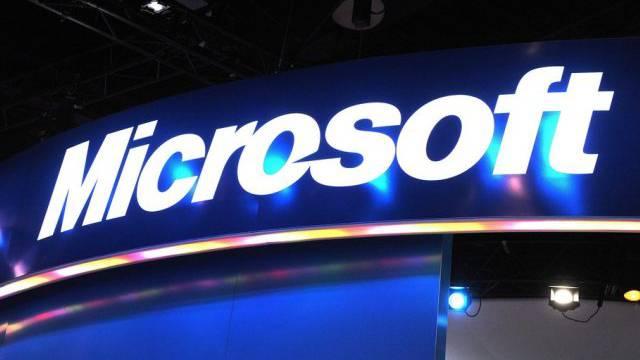 Hat sich Frischgeld verschafft: Computergigant Microsoft (Archiv)