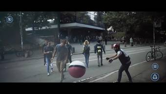 Vorlage für Basel? Das Pokémon-Video der Freiburger Werbeagentur.