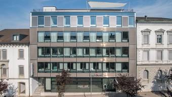 Regiobank Solothurn Provisorium