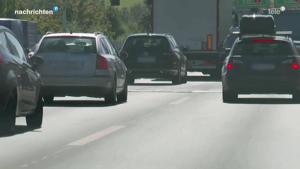 Verkehrschaos rund um Luzern