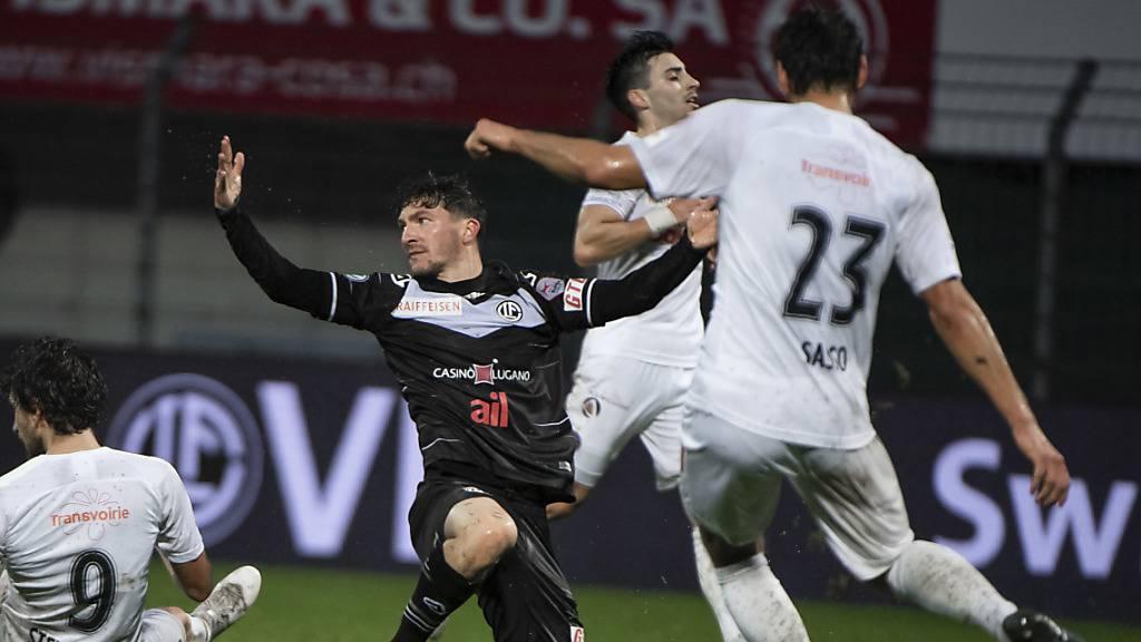 Luganos erster Heimsieg in dieser Saison