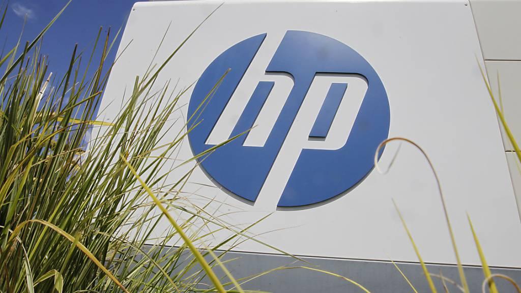 Höhere PC-Verkaufszahlen verhelfen HP zu Umsatzanstieg