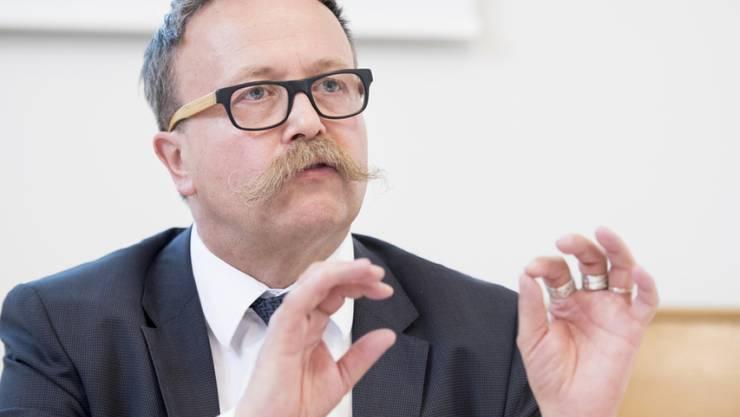 Thorberg-Direktor Egger erhält einen externen Coach.