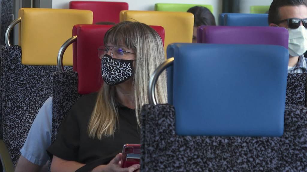 Maskenpflicht im ÖV: Die meisten St. Galler halten sich daran