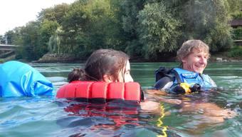 Brugg Aareschwimmen
