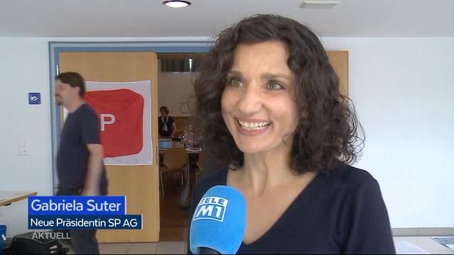 SP Aargau wechselt Präsidium aus