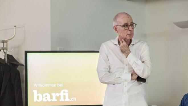 Christian Heeb hat für «barfi.ch» noch viele Ideen. Um sie zu realisieren, wünscht er sich einen Investor zur Seite. Foto: Roland Schmid