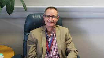 Andreas Diacon: Der Schweizer Arzt in Südafrika.