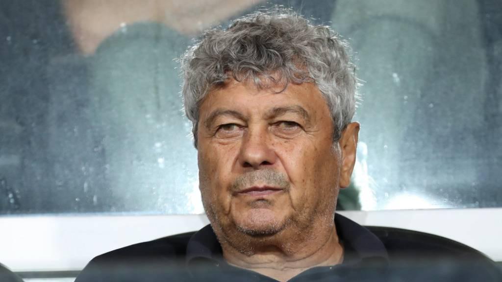 Lucescus Rücktritt vom Rücktritt bei Dynamo Kiew