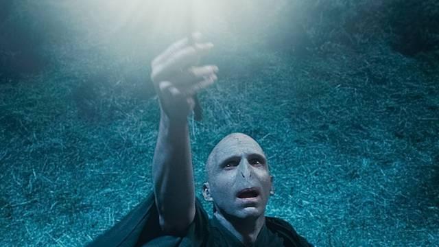 Gegenspieler von Harry Potter: Ralph Fiennes als Lord Voldemort (Archiv)