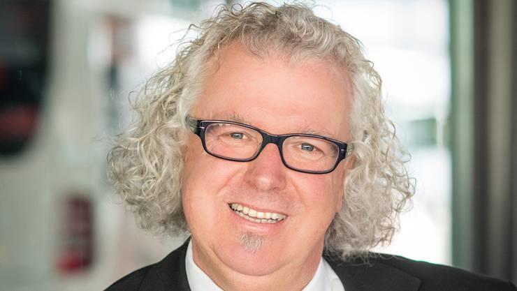 René Bossard, Präsident Verein Seetal  Tourismus