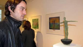 Die Werke von Peter Frisch und Kolibri erschliessen dem Betrachter eine völlig neue (Kunst-)Welt.  UBU