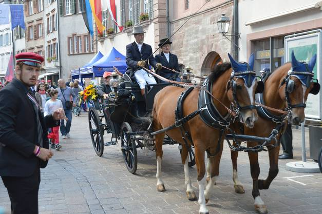 Cortège durch die Marktgasse(4).