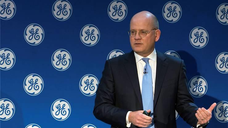 Hatten den Verkauf ganzer Sparten von General Electric eingeleitet: CEO John Flannery tritt nach nur einem Jahr zurück.
