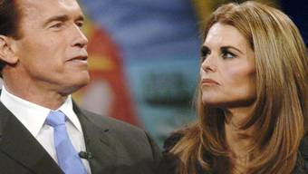 Maria Shriver und Arnold Schwarzenegger (Archiv)