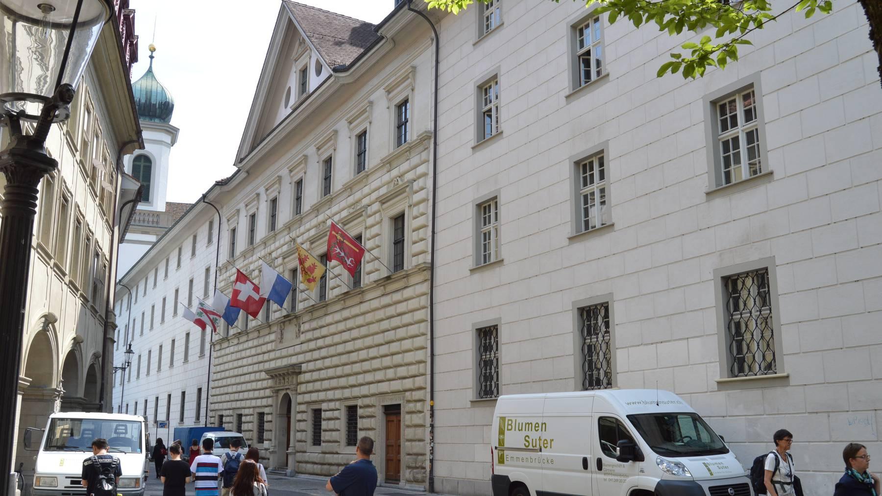 Zweiter Wahlgang für die Luzerner Regierung