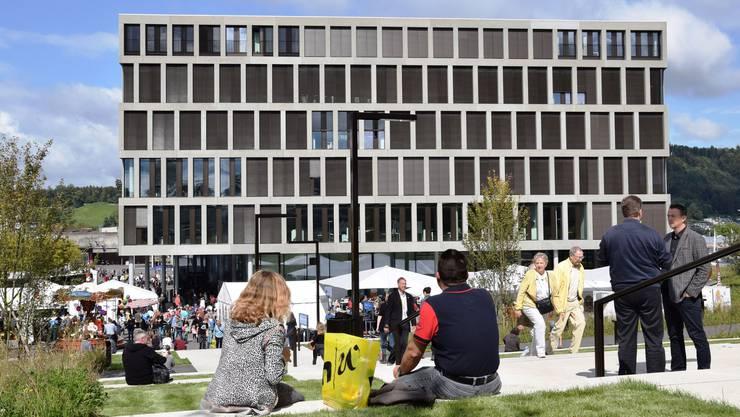 Campus der Fachhochschule Nordwestschweiz (FHNW) in Brugg-Windisch