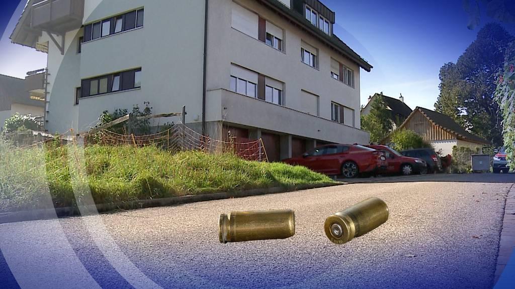 Schuss Wohnung