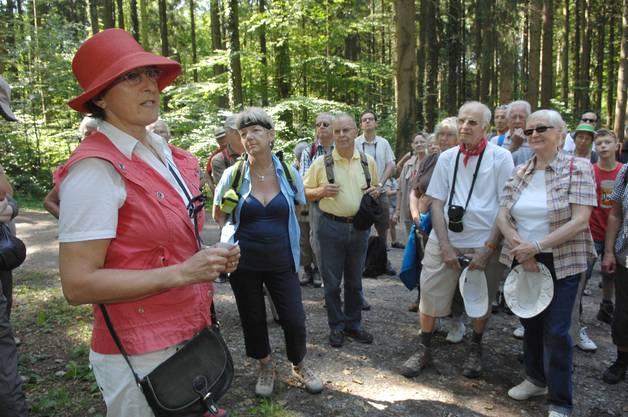 Die az-Wanderer unterwegs von Wohlen nach Bremgarten