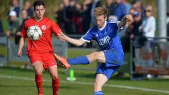 Stanko Imbach schoss den SC Fulenbach im Viertelfinal gegen Trimbach zum Sieg.