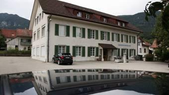 Das Gemeindehaus von Oberdorf soll saniert werden.