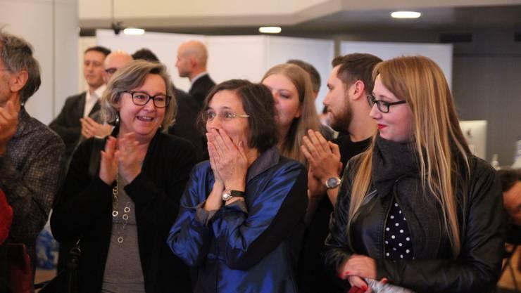 Basta-Kandidatin Heidi Mück konnte bei den letzten Regierungswahlen ein gutes Resultat verbuchen.