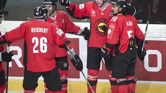 Erster Saisonsieg für den SC Bern in der Champions Hockey League