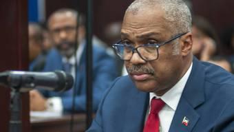 Haitis Ministerpräsident Jack Guy Lafontant ist am Samstag zurückgetreten und kam einer möglichen Amtsenthebung zuvor.