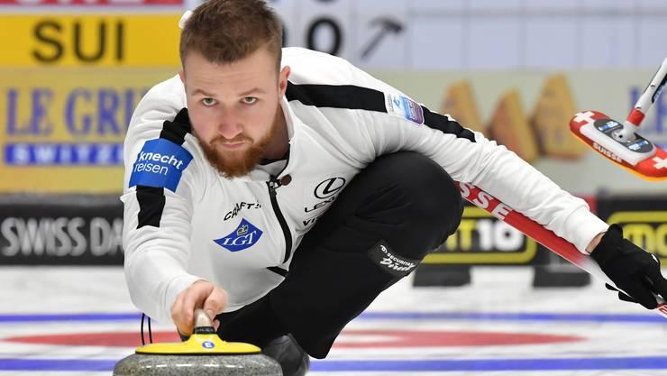 Yannick Schwaller ist mit dem Team Bern Zähringer heisser Anwärter auf den Titel bei der Schweizer Meisterschaft.