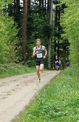 Dass der Parcours auf der Zunzger Hard von Streckenchef Hansruedi Schaub ausgezeichnet präpariert war, beweisen die drei gelaufenen Streckenrekorde.