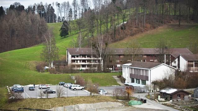 Die unterirdische Zivilschutzanlage auf der Liebegg. (Archiv)