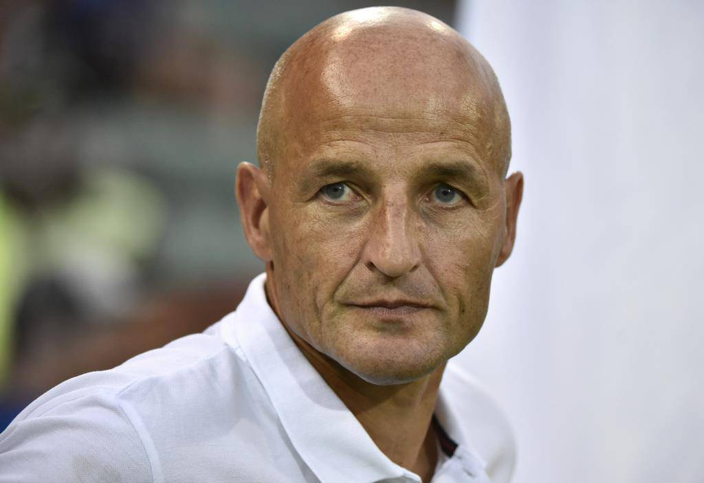 Momentan trainiert er den französischen Club FC Sochaux. (© Keystone/Tagblatt)