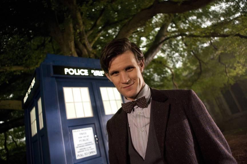 Matt Smith spielt die 11. Regeneration des Doctors.