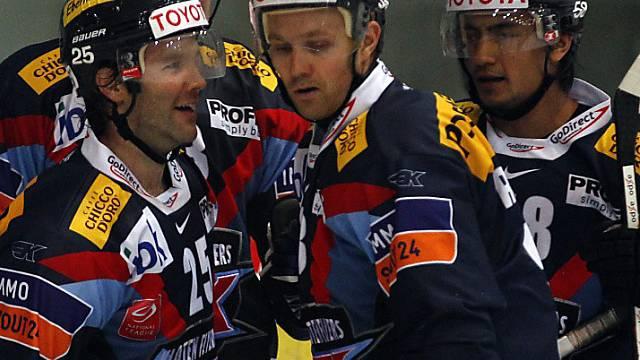 Rintanen traf spektakulär zum 2:1
