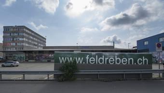 Verzögern die Einsprachen nichts, so soll das Bundesasylzentrum auf dem Feldreben-Areal Anfang August den Betrieb aufnehmen.