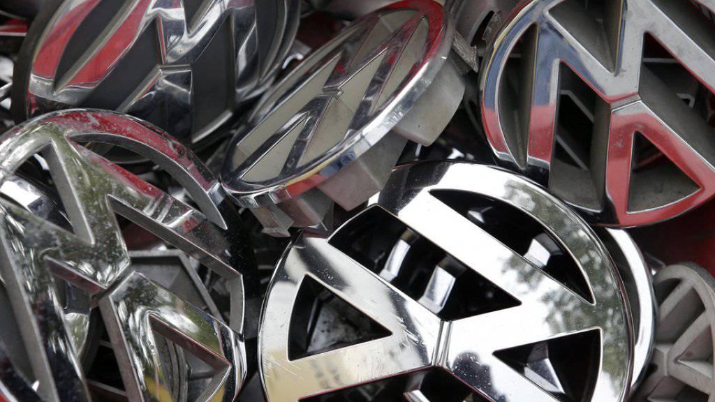 Die Bundesanwaltschaft sammelt alle Schweizer Strafanzeigen gegen VW im Zusammenhang mit der Abgas-Affäre. (Symbolbild)