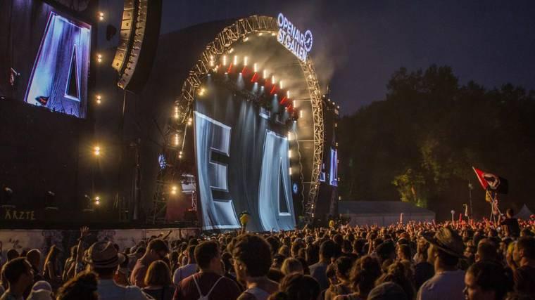 Das Line-up verzaubert die Festivalfans