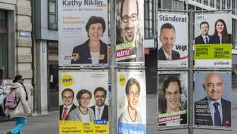 Bei der steigenden Zahl von Kandidaten und der Flut an Wahlpropaganda können elektronische Wahlhilfen Orientierung bieten.